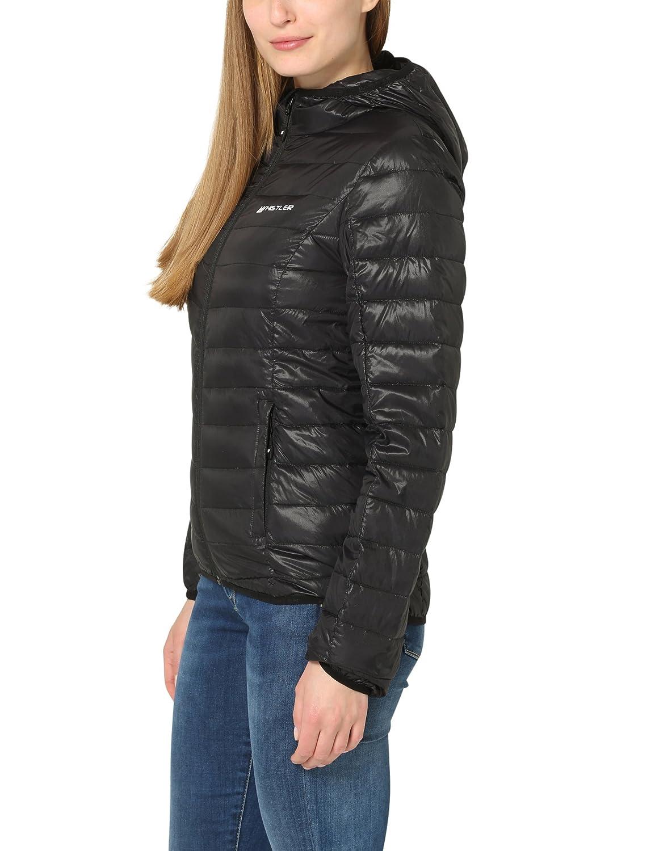 Size 46 Ultrasport Whistler Womens Cooper Down Jacket-Black