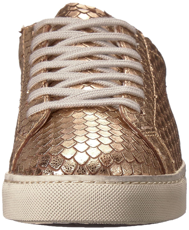 STEVEN by Steve Madden Women's Peyton Sneaker B07644ZS68 8 B(M) US Rose Gold