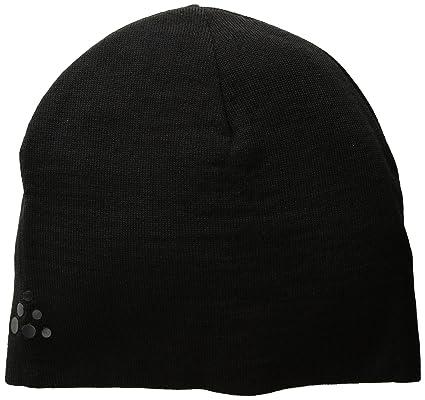da8214e9592 Craft Sportswear Unisex Power Merino Wool Outdoor Activity Winter Beanie Hat