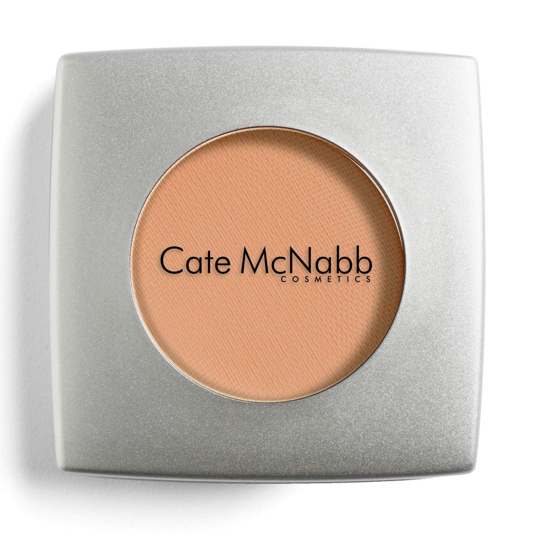 Kitten Nose | Matte Pink Cream Mineral-Based Eyeshadow – Paraben-Free, Gluten-Free, Vegan, Cruelty-Free Formula by Cate McNabb Cosmetics, 0.05 oz.