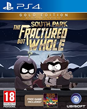South Park: Die rektakuläre Zerreisprobe Gold Edition [PS4]