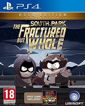 South Park: Die rektakuläre Zerreisprobe Gold Edition [PS4]