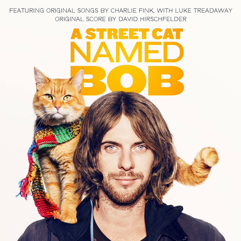 Amazon.com: A Street Cat Named Bob (Original Mot Ion Picture Soundtrack): Music