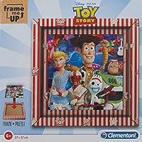 Clementoni 38806, Frame Me Up Puzzle, Disney Pixar Toy Story 4, 60 Parça