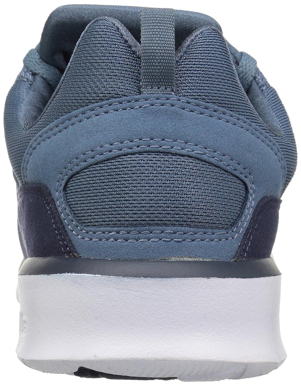 DC Men's Heathrow Casual Skate Shoe B07599DR4M 11 D D US|Navy/Khaki
