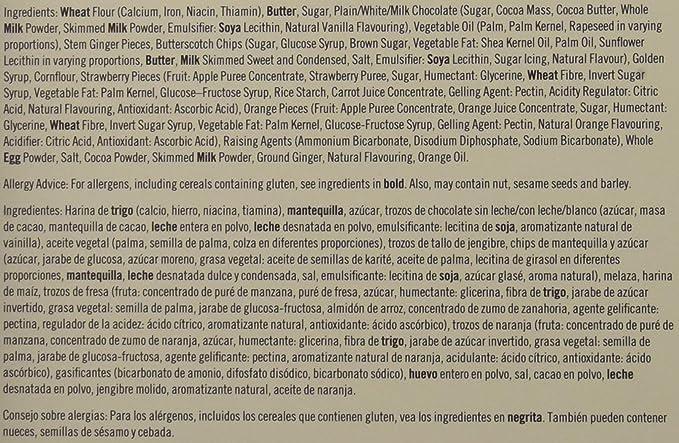 Border Biscuits, Surtido de Galletas Luxury Biscuit Collection Tin ...
