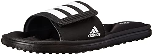 079dfdc8163905 Adidas Performance Men s Zeitfrei FitFOAM Slide Sandal
