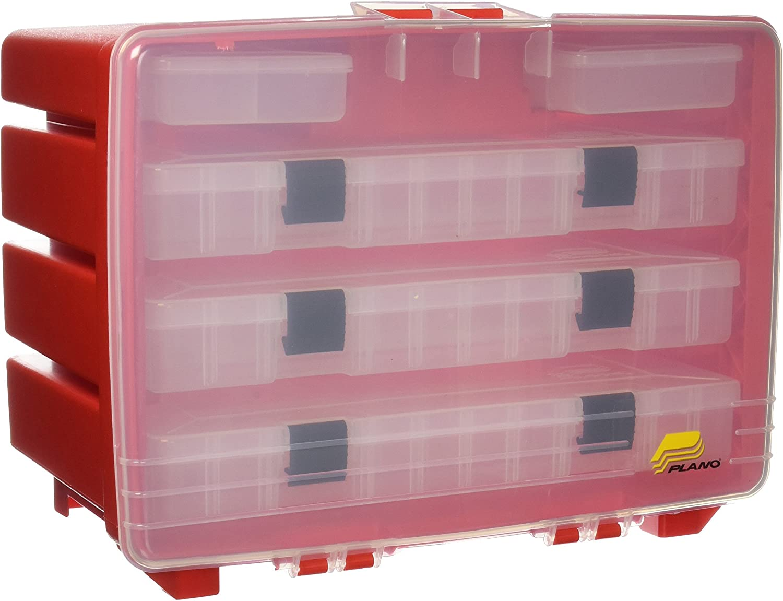 Plano Molding 5324/port/átil organizador 24-fixed compartimentos