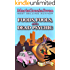 Foods, Fools, and a Dead Psychic (Baker Girls Cozy Mystery Book 2)