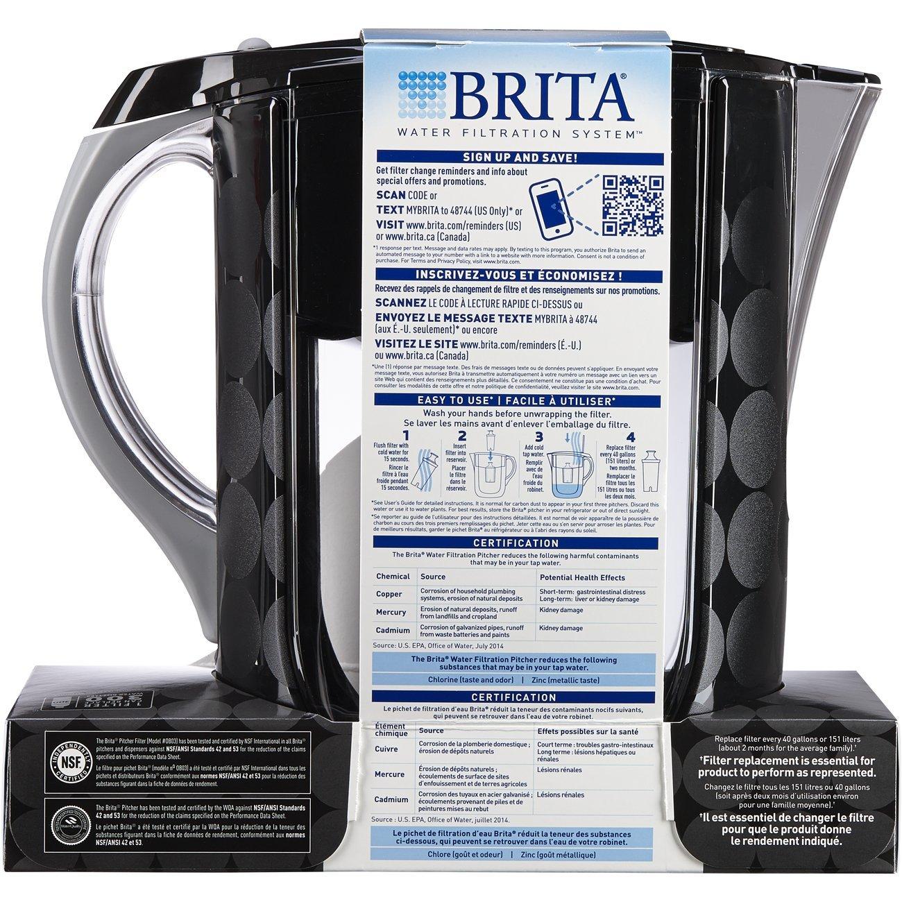 Brita Grand Water Filter Pitcher by Brita (Image #5)