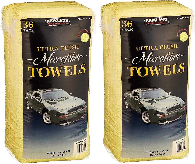 Amazon.com: Kirkland Signature toallas de pelo ultra largo ...