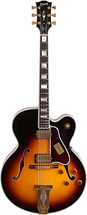 Gibson Custom Shop L-5 CES VS · Guitarra eléctrica: Amazon.es ...