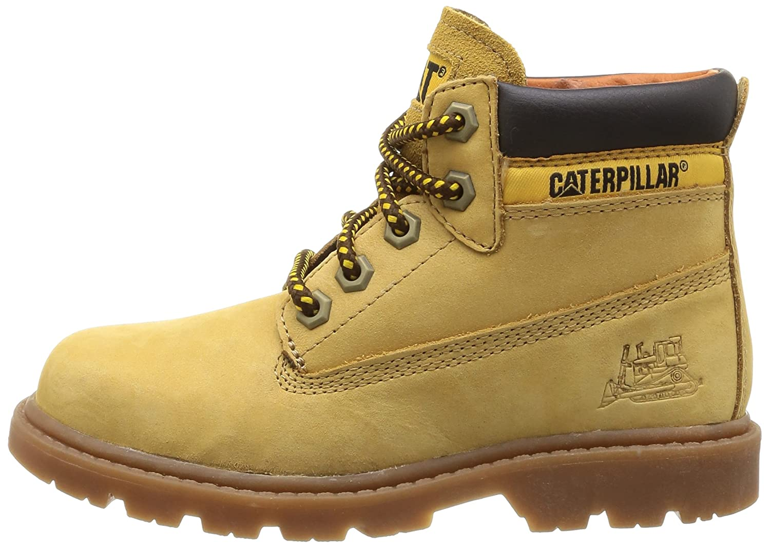 Caterpillar Colorado Plus Unisex - Reset) Kinder Stiefel Gold (Honey Reset) - 42115a