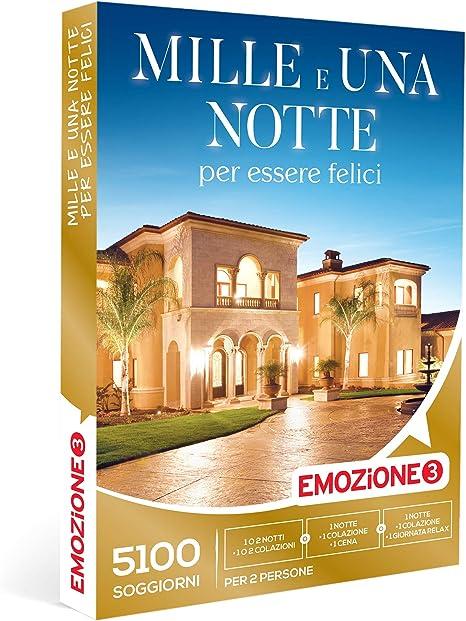 Emozione3 Mille E Una Notte Per Essere Felici Cofanetto Regalo