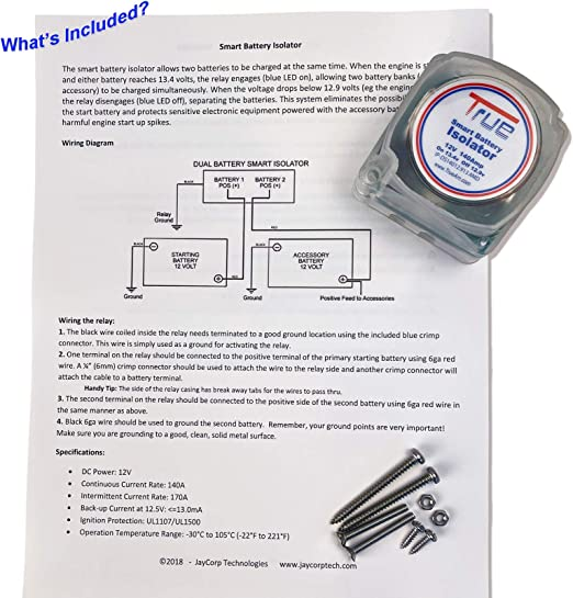 Dual Battery Isolator Wiring Diagram from images-na.ssl-images-amazon.com
