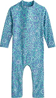 Sun Protective Baby Wave One-Piece Swimsuit Coolibar UPF 50