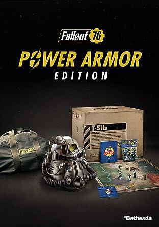 amazon amazon co jp専売 fallout 76 power armor edition パワー