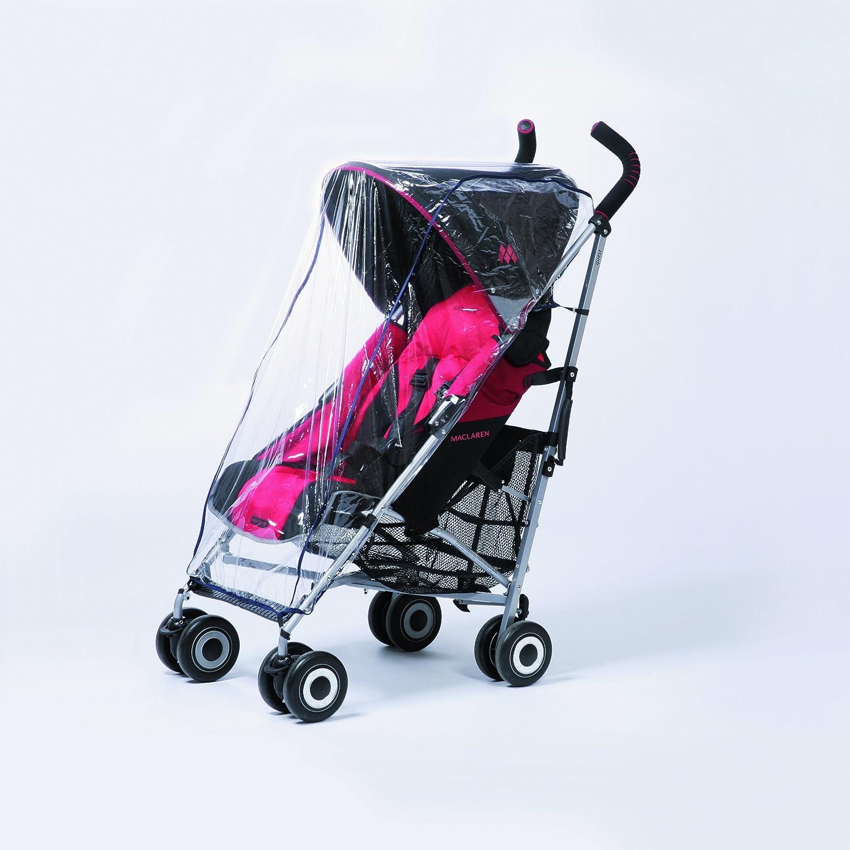 Harmatex Burbuja de lluvia para silla de paseo con capota