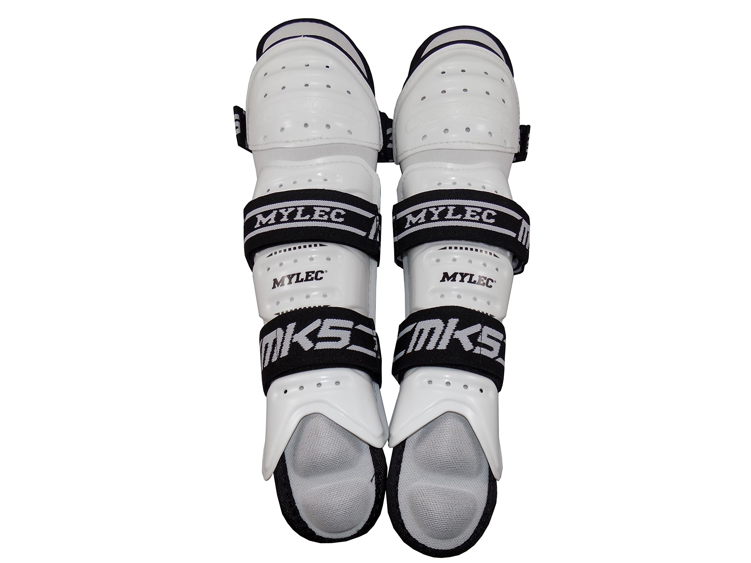Mylec MK5 Shin Pad, 9'', White