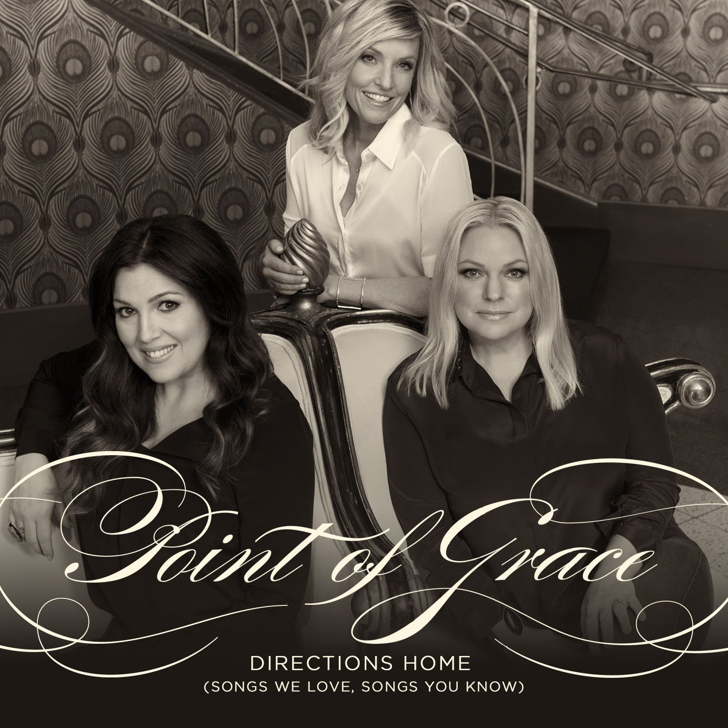 Point of Grace Directions Home Songs We Love Songs You Know