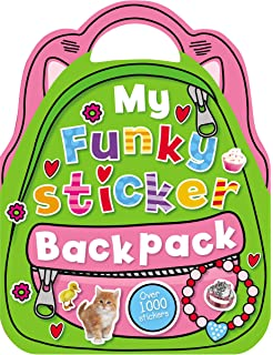 d13ee93aefd3 Buy My Girly Swirly Backpack Book Online at Low Prices in India | My ...