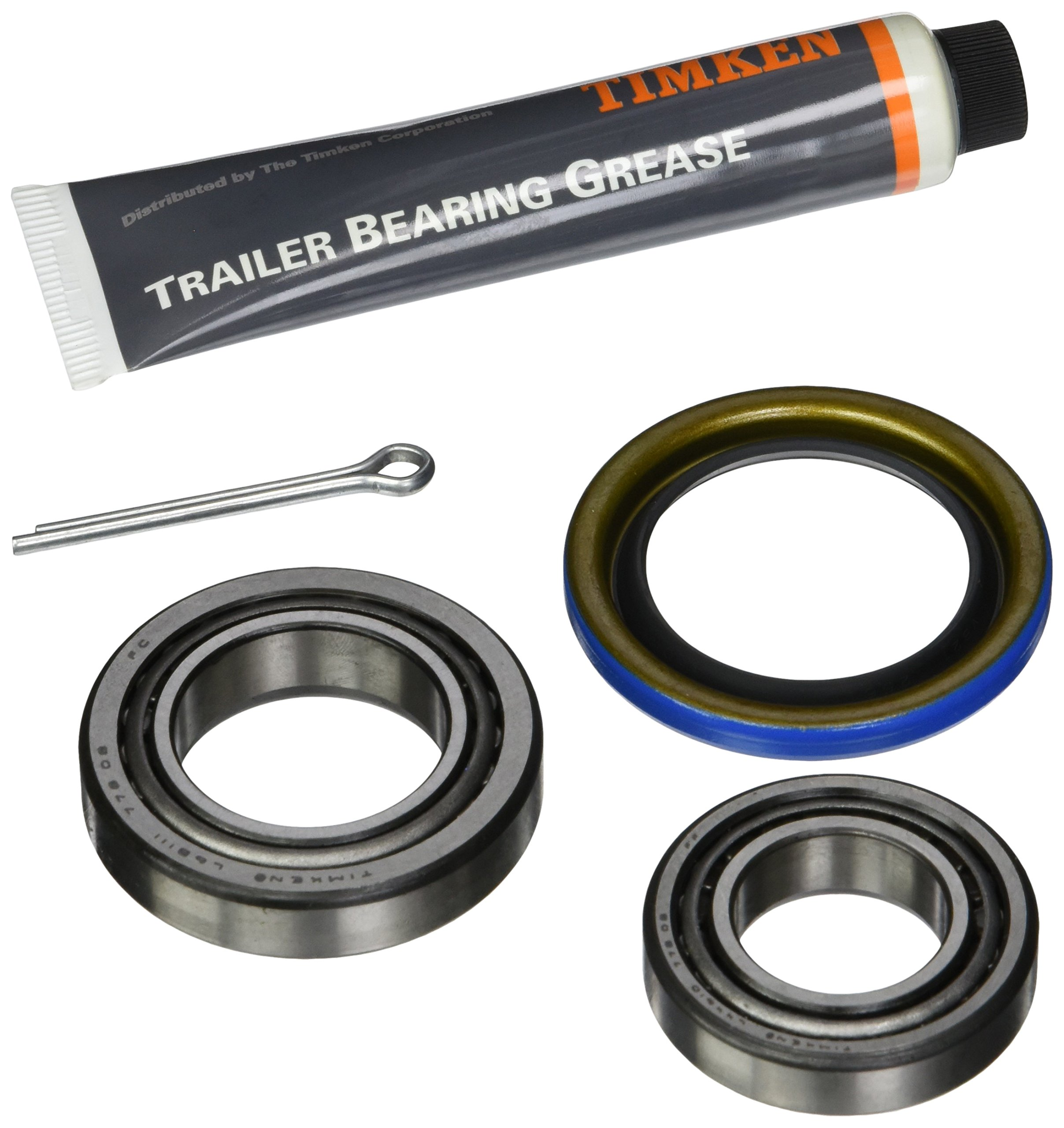 Timken TIMBT238 Trailer Bearing Kit by Timken