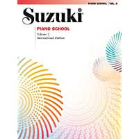 Suzuki Piano School- New International Edition- Volume Two (Book Only): 2