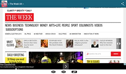 Amazon com: United Kingdom Newspapers: Appstore for Android