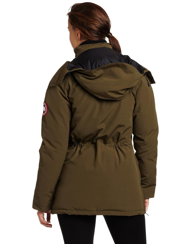 canada goose women s constable parka military green medium amazon rh amazon ca