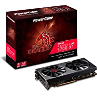 PowerColor Red Dragon Radeon Rx 5700 Xt 8GB GDDR6 Graphics Card