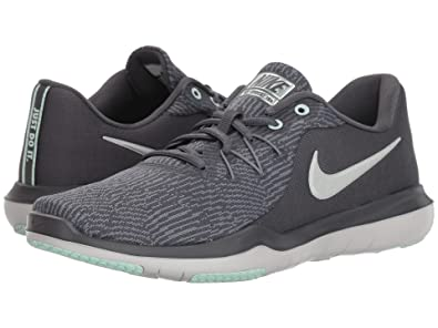 5eb7cbb9a765 NIKE Women s Flex Supreme TR 6 Dark Grey Barely Grey-Cool Grey-Igloo