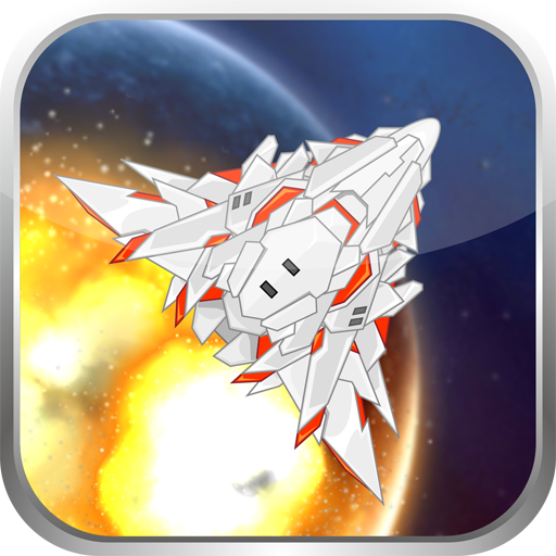 GALAXY CLASH 2 : Space Wars of Sonic Star Birds VS Angry Zaxon Clans - from Panda Tap Games