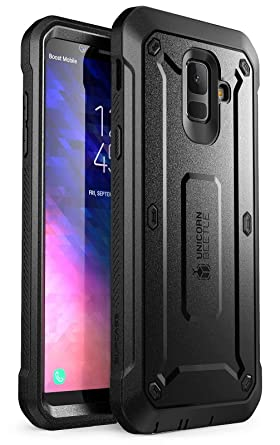 competitive price 45cc5 47b9e SUPCASE Full-Body Rugged Holster Case for Samsung Galaxy A6, with Built-in  Screen Protector for Samsung Galaxy A6 (2018 Release), Unicorn Beetle Pro  ...