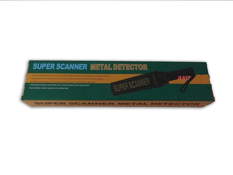 Amazon.com : Yixin Secure Scan Handheld Metal Detector Wand Security Scanner with Adjustable Sensitivity : Garden & Outdoor