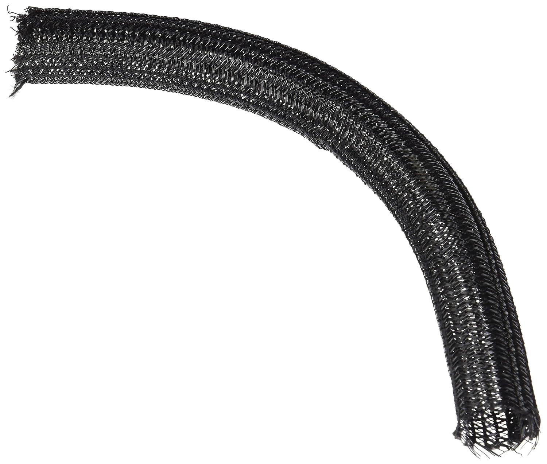 Black 2 Tube 1/' Length 1 Length Keep It Clean 14310 Wire Loom 2 Tube