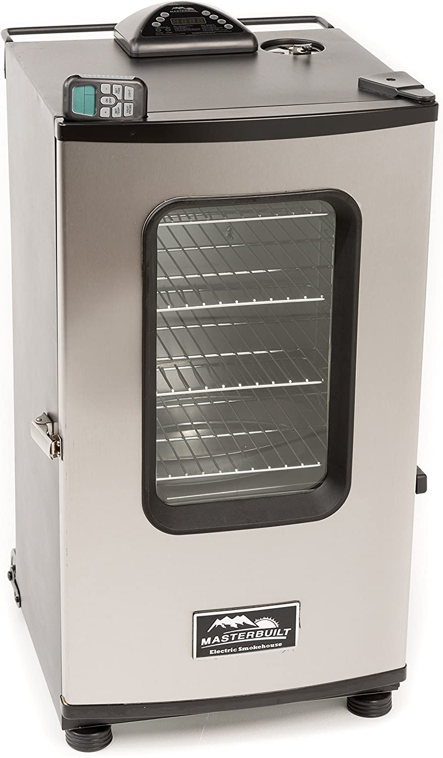 Best in overall quality: Masterbuilt 20078715 smoker