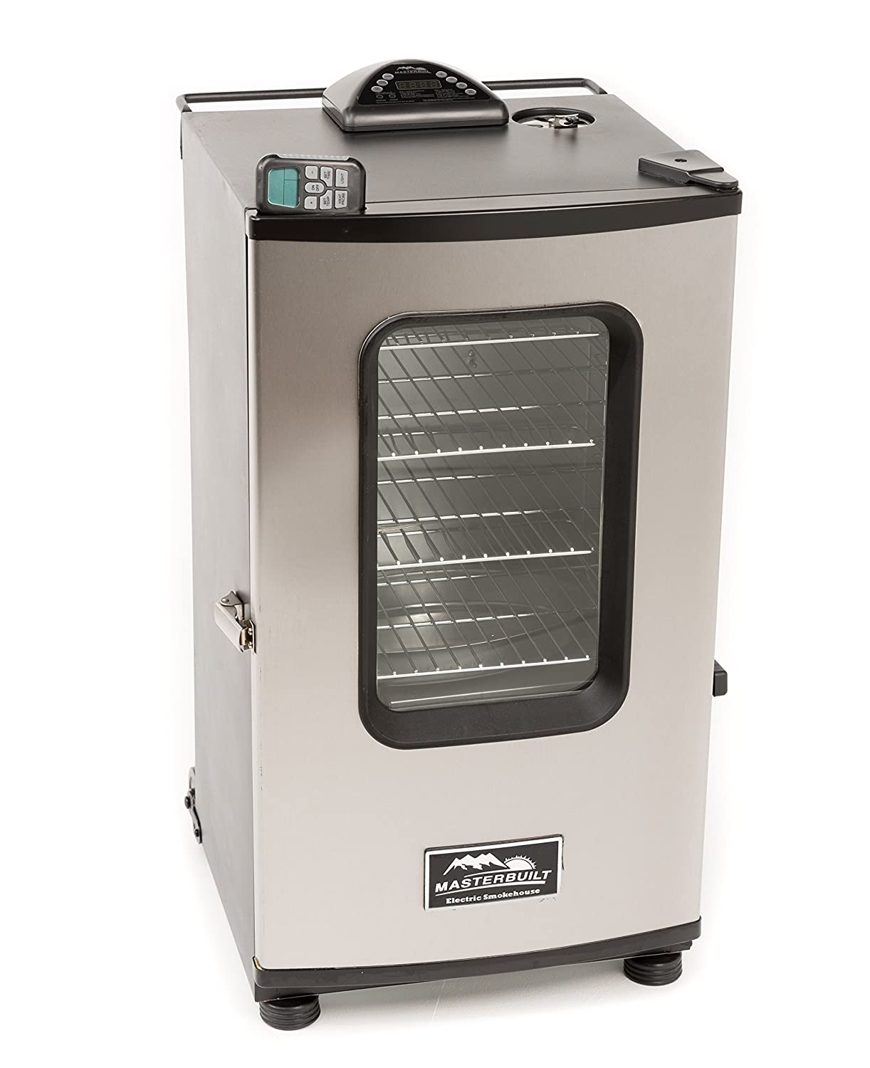 Top 10 Best Electric Meat Smokers (Reviews in 2019) 1