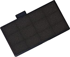 OEM Epson Projector Air Filter Shipped with Home Cinema 1060, Home Cinema 660, Home Cinema 760HD