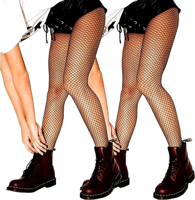 12 pairs Seamed Stockings Black by Pip /& Pantalaimon Plus size Bulk hosiery