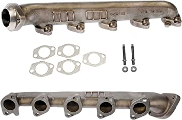 Exhaust Manifold Right Dorman 674-782,SS MATERIAL