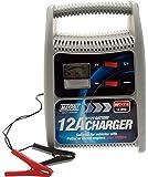 Maypole 74112 12A Battery Charger 6V/12V