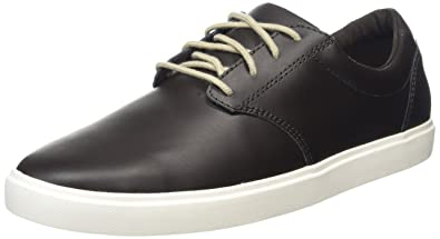 cf78ca752 crocs Men s CitiLane Leather Lace-up Flat