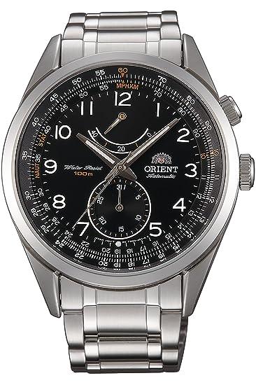 Orient Reloj Analógico para Hombre de Automático con Correa en Acero Inoxidable FFM03001B0