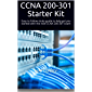 CCNA 200-301 Starter Kit: Easy to follow study guide that will help you prepare for the new CCNA 200-301 exam