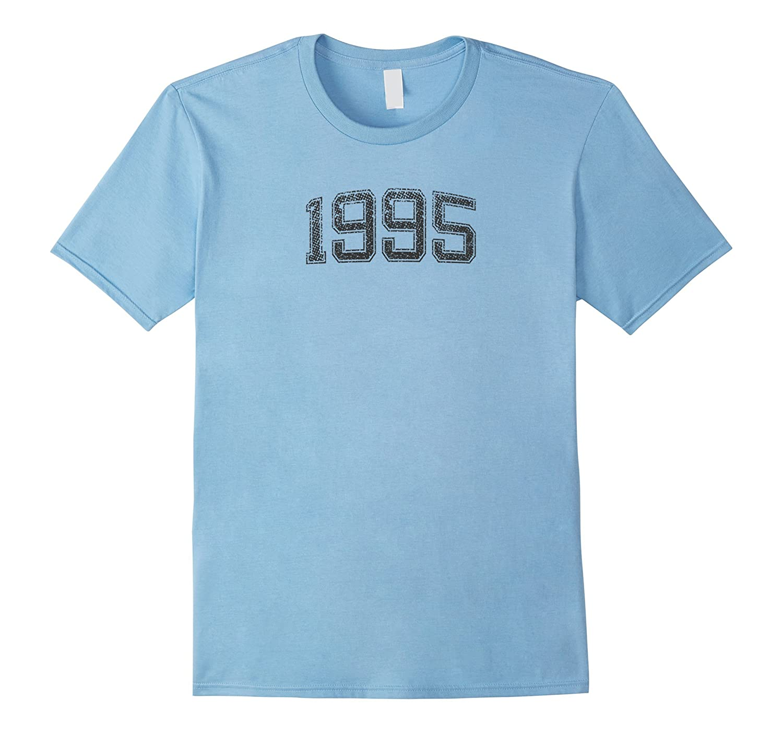 1995 Tshirt Year Vintage B-day Gift-Rose