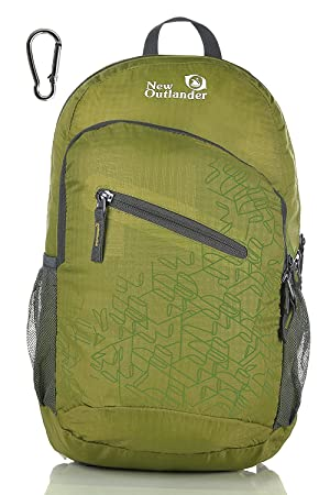 Most Durable Packable Lightweight Travel Hiking Backpack Daypack