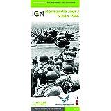 87044 NORMANDIE JOUR J, 6 JUIN 1944  1/100.000