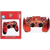 Arsenal FC officiell fotbollsvapen kontrollklistermärke skinn (PS4)