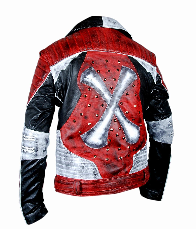 Flesh /& Hide F/&H Kids Distressed Carlos Cameron Kidce Descendants 2 Jacket