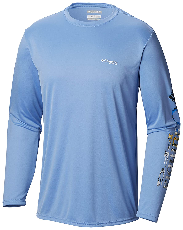8a0e612e18d70 Amazon.com: Columbia Men's PFG Super Terminal Tackle Long Sleeve Shirt:  Clothing